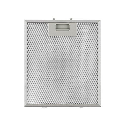 Klarstein Aluminium-Fettfilter 23x26 cm Austauschfilter Ersatzfilter
