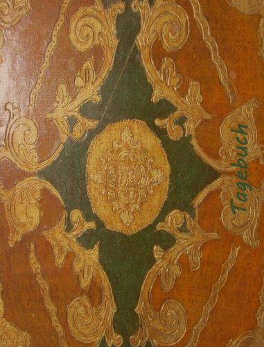 TageBuch - Orient Ornament: Genug Platz für dein Leben - fast DIN A4, Diary, Notizbuch, liniert
