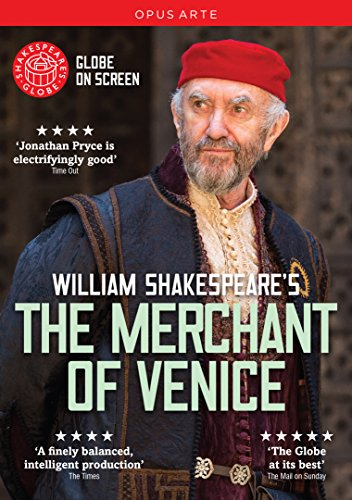 Shakespeare: The Merchant of Venice (London, 2015) [DVD] [Reino Unido]