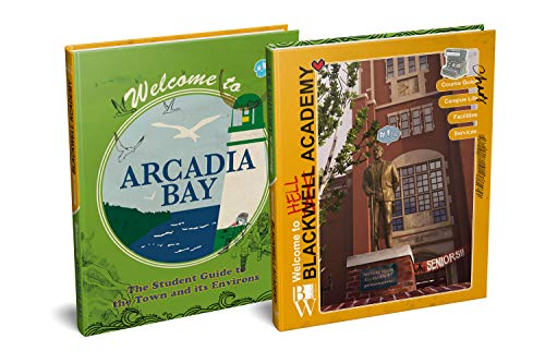 Welcome to Blackwell Academy/ Welcome to Arcadia Bay