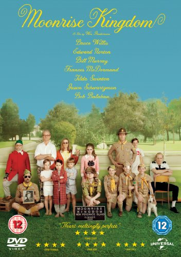 MOONRISE KINGDOM [UK Import]