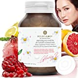 Korean Skin Care for K-Pop Porcelain Skin Glow Effect with Glassy X by MOLECULOGY - The Perfect Whitening & Glassy Skin Effect That Most Korean Uses for Both Women & Men