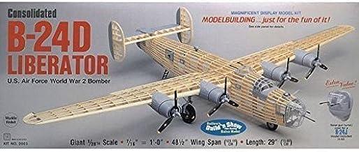 GUILLOW's B-24D Liberator 2003 Balsa Display Model Kit by Guillow's