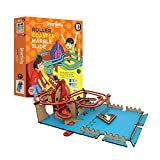 Smartivity Roller Coaster Marble Slide STEM STEAM Educational DIY Building Construction Activity Toy