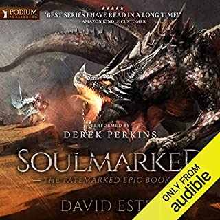 Soulmarked cover art