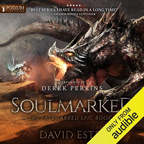 Soulmarked audiobook cover art