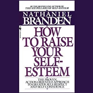 Raise Your Self-Esteem audiobook cover art