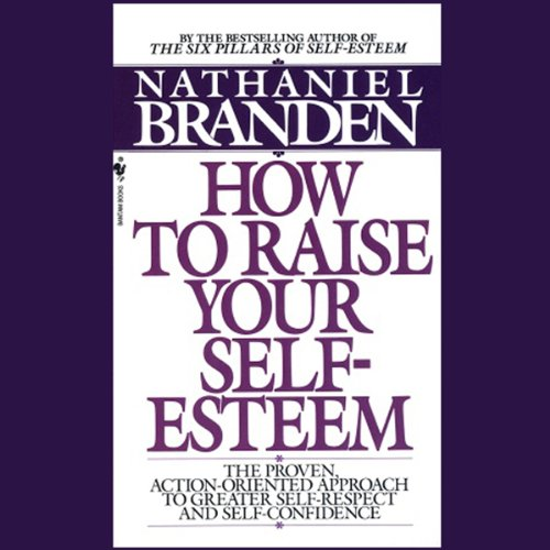 How to Raise Your Self-Esteem cover art