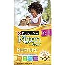 Purina Kitten Chow Dry Kitten Food, Nurture, 3.15 Pound Bag, Pack Of 6