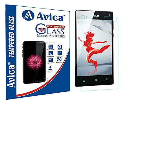AVICA® 0.3mm HD Tempered Glass Screen Protector for Xolo Prime
