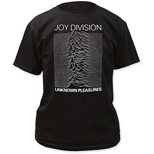 Unique Vintage Joy Division Unknown Pleasures T-Shirt Medium Desiqn