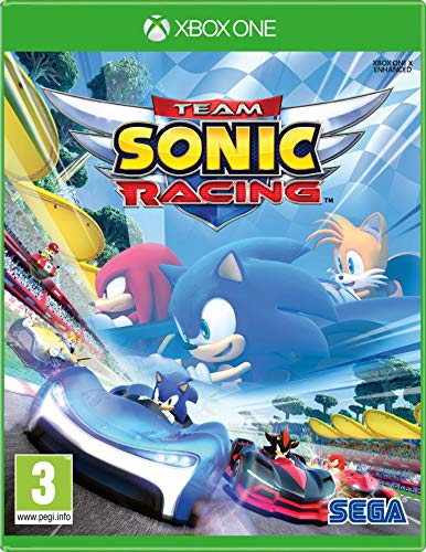 Team Sonic Racing (Xbox One) (New)
