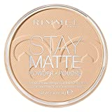 Rimmel London Stay Matte Long Lasting Pressed Powder – Natural