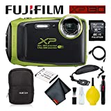 Fujifilm FinePix XP130 Waterproof Digital Camera 600019825 (Lime) Best...