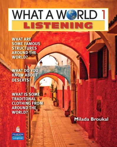 What a World Listening 1: Amazing Stories from Around the Globe