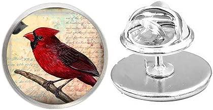 Cardinal Pin,Brooch or Key Chain-Cardinal Brooch,Memorial Brooch,Loved Ones,TAP343