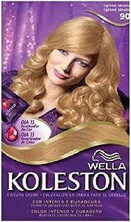 Wella Koleston Hair Dye Kit 9/0 - Lightest Blonde