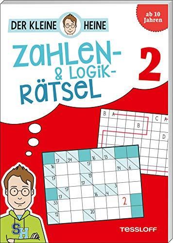 Der kleine Heine Zahlen- und Logikrätsel 2. Ab 10 Jahren: Kniffliger Rätselspaß