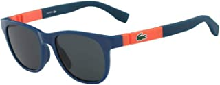Lacoste Square Sunglasses for Kids - Light Green Lens, L3625S-466