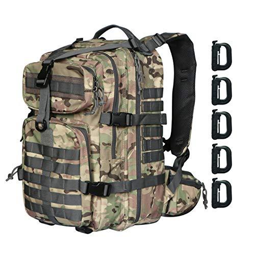 non inclus Survie Bugout Armée Hydratation Carrier Pack pour 3 L de la vessie