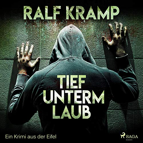 Tief unterm Laub audiobook cover art