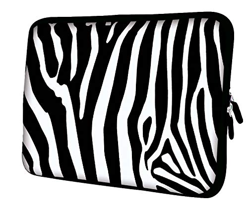 Luxburg 13  Custodia Morbida per PC Portatili Laptop Notebook ebook Reader e Tablet - Zebrata
