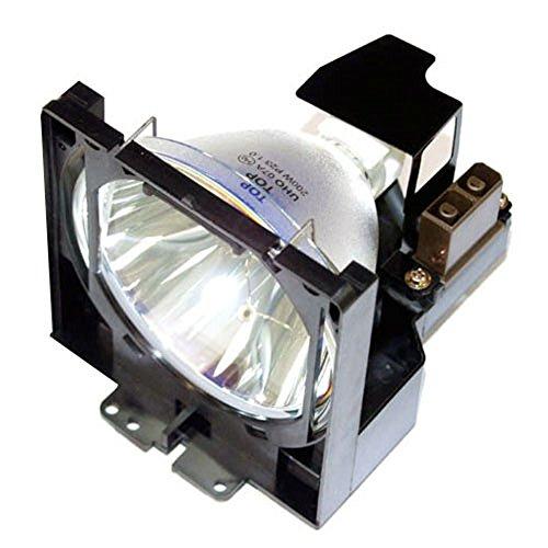 HFY marbull POA-LMP24/610-282-2755 Lampada di ricambio con alloggiamento, per proiettori SANYO PLC-XP17, PLC-XP17E PLC XP17N PLC-XP18, PLC-XP18E PLC XP18N PLC-XP20, PLC-XP208C PLC XP20N PLC-XP21