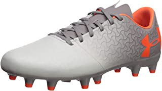 Women's Magnetico Select Firm Ground Soccer Shoe, Tetra Gray (600)/Onyx White, 5 M US