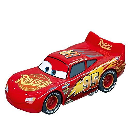Carrera GO!!! Disney·Pixar Cars Speed Challenge 20062476 Autorennbahn Set