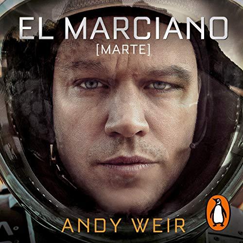 El marciano [The Martian] cover art