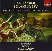 Glazunov: Ballet Suite/Charact