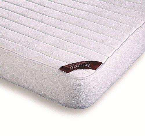 Belnou - Protector de colchón viscoelástico (160 x 200 cm)