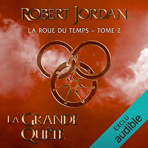 La grande quête audiobook cover art