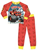 Nickelodeon Blaze est le Monster Machine - Ensemble De Pyjamas - Blaze & the Monster Machines - Garçon - Multicolore - Taille 5 - 6 Ans