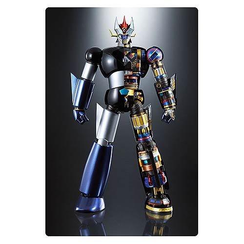 Mazinger DX Great Soul of Chogokin Die-Cast Metal Action Figure