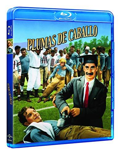 Plumas De Caballo [Blu-ray]