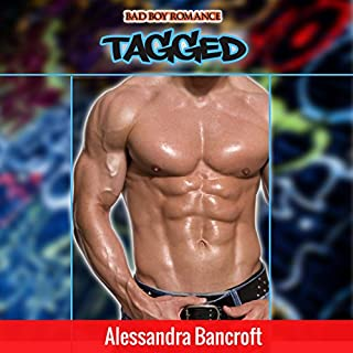 Bad Boy Romance: Tagged audiobook cover art