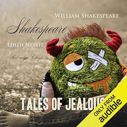 Shakespeare Tales of Jealousy cover art