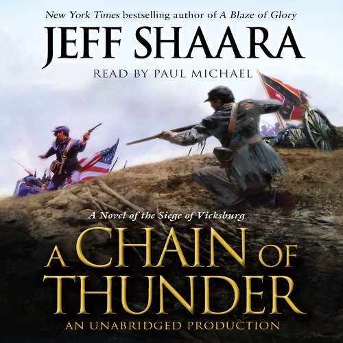 Couverture de A Chain of Thunder