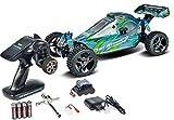 Carson 500304030 - 1:5 Dirt Attack GP 2.0 2.4G RTR, Fahrzeug