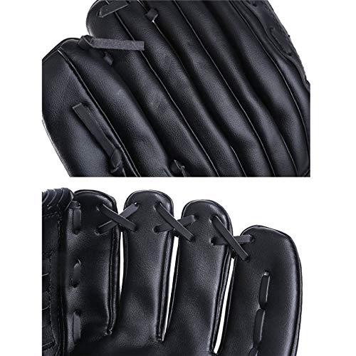 NIUPAN Honkbal knuppel handschoenen volwassen kinderen dikke handschoenen buitensporten softbal praktijk honkbal handschoenen honkbal en softbal handschoenen