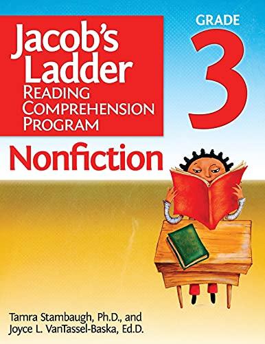 Jacobs Ladder Reading Comprehension Program Nonfiction Grade 3
