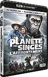 La Planète des Singes : L'Affrontement [4K Ultra Blu-Ray + Digital HD]