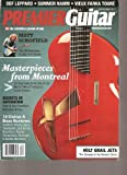 Premier Guitar Magazine (Masterpieces from Montreal, September 2011)