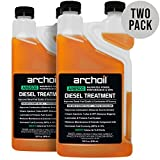 Archoil AR6500 Diesel Treatment (33oz) Two Pack - Additive for All Diesel Vehicles
