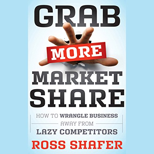 Grab More Market Share audiobook cover art