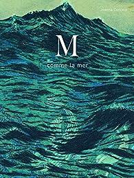 M comme la mer par Joanna Concejo