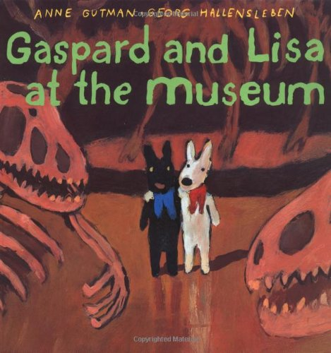 Gaspard and Lisa at the Museum (Gaspard and Lisa Books)の詳細を見る