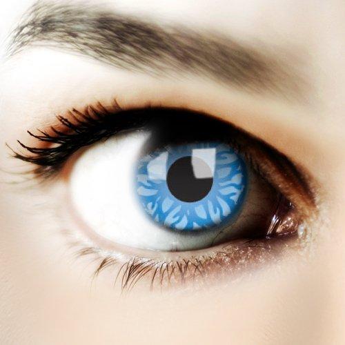 Halloween Kontaktlinse Lustige Linsen Underworld Selene Jährliche Einwegartikel 14 mm stärke 0.00 von ColourVUE