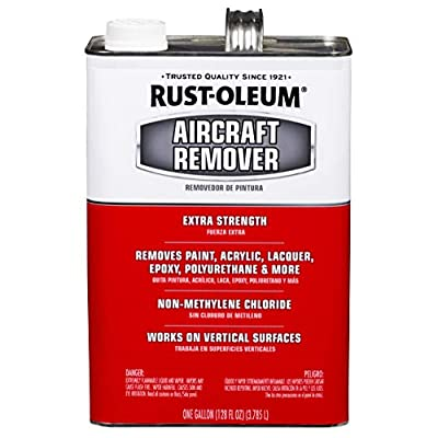 aircraft paint remover